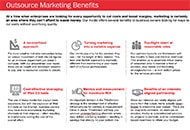 Outsource Marketing Benefits