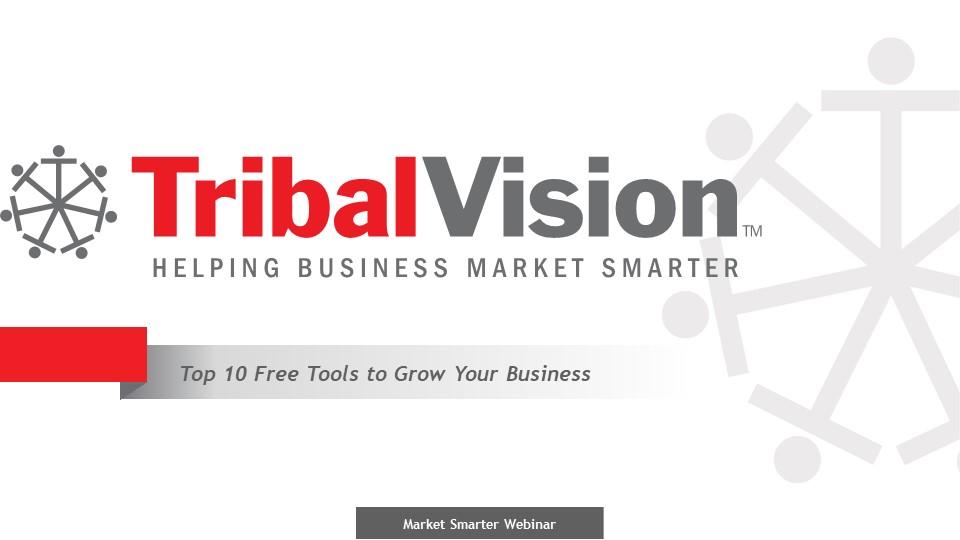 TribalVisions-webinar-market-smarter