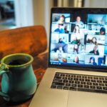 Online meeting planning for virtual events
